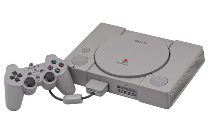 L'originale PlayStation