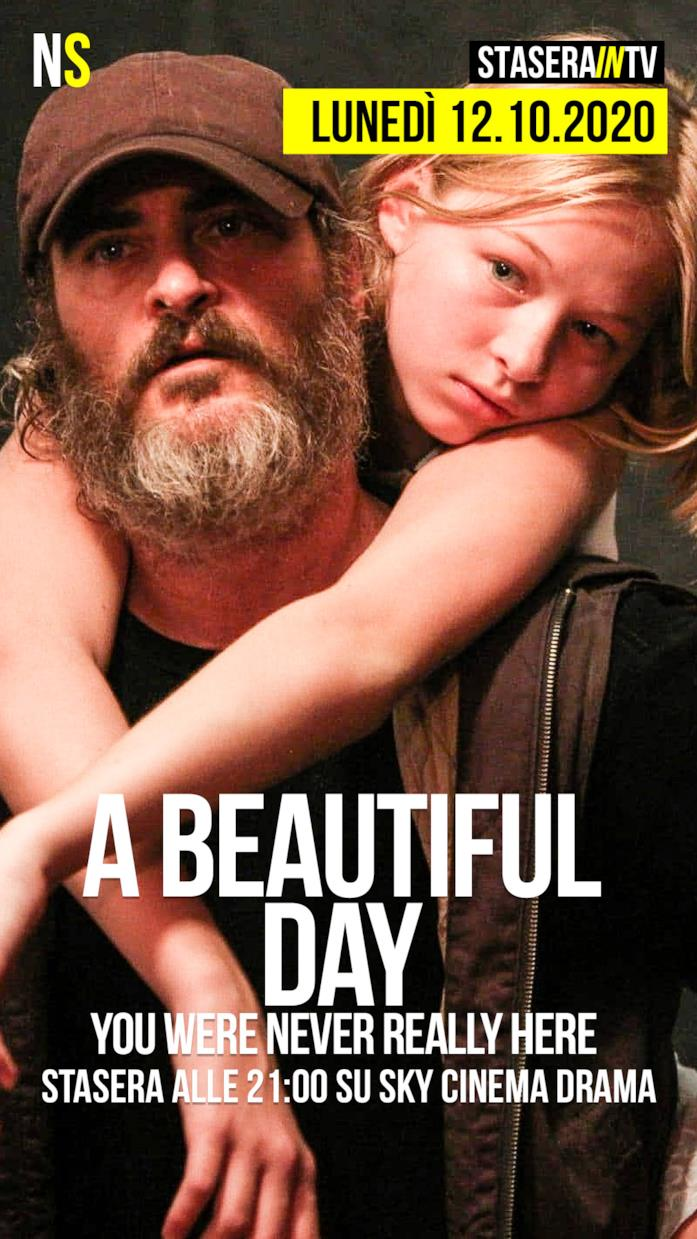 A Beautiful Day - You Were Never Really Here (2017) alle 21:00 su Sky Cinema Drama