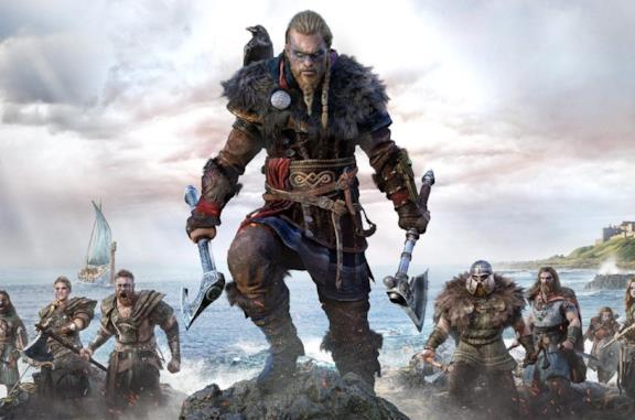 Assassin's Creed Valhalla Thor Excalibur