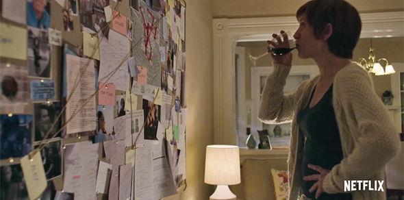 Tr3dici: Kate Walsh in una scena della stagione 2