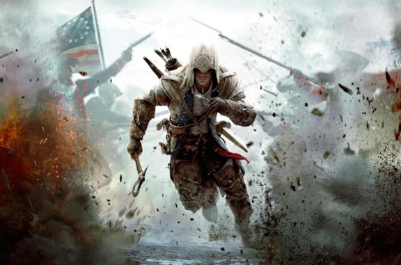 Assassin's Creed durante la guerra civile americana