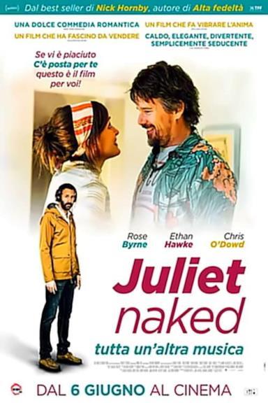 Poster Juliet Naked - Tutta un'altra musica