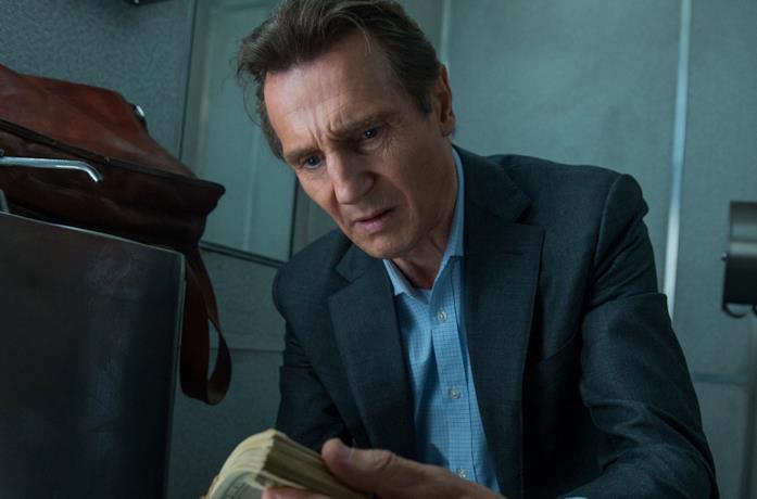 Liam Neeson trova una mazzetta