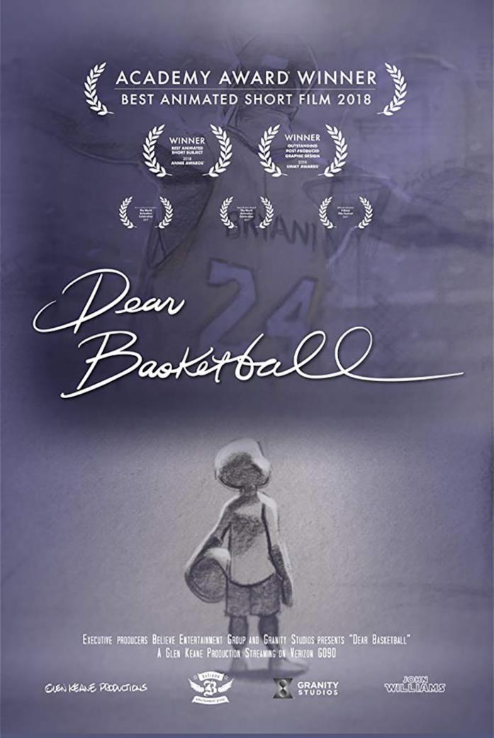 Il poster di Dear Basketball