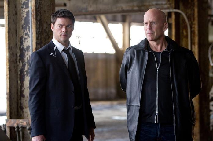 Bruce Willis e Karl Urban in Red