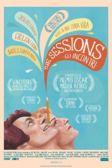 Poster The Sessions - Gli incontri