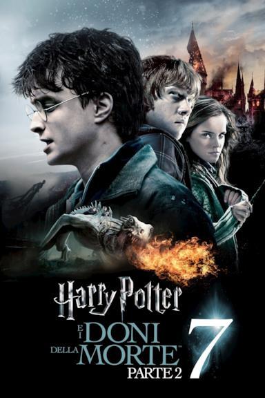 Poster Harry Potter e i Doni della Morte - Parte 2