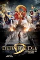 Poster Detective Dee e i quattro Re celesti