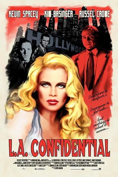Poster L.A. Confidential