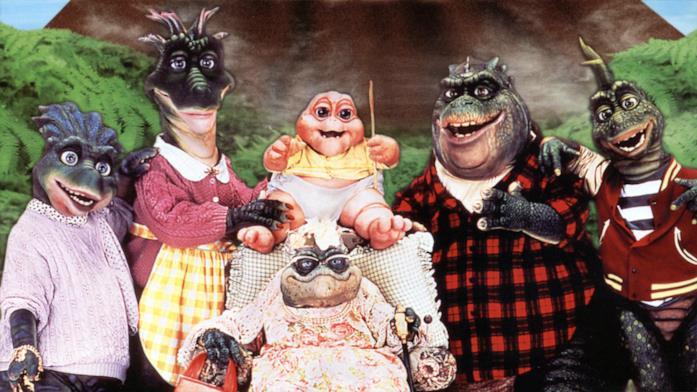 Tutti i componenti della famiglia Sinclair