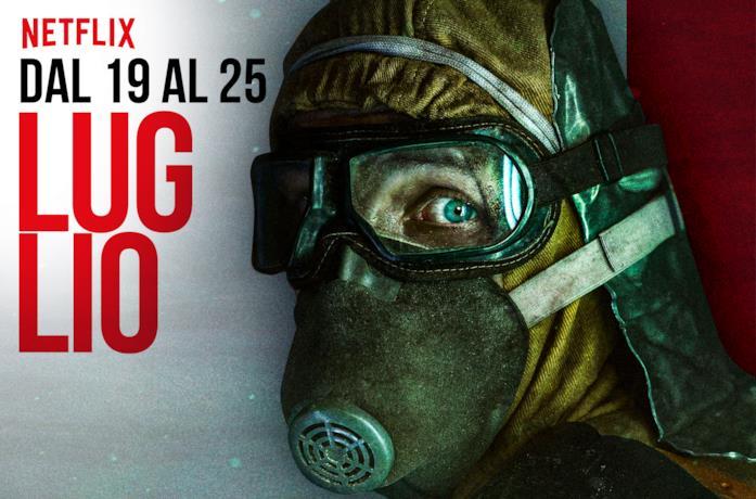 Netflix: programmazione dal 19 al 25 luglio