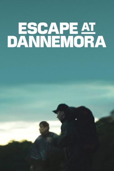 Poster Escape at Dannemora