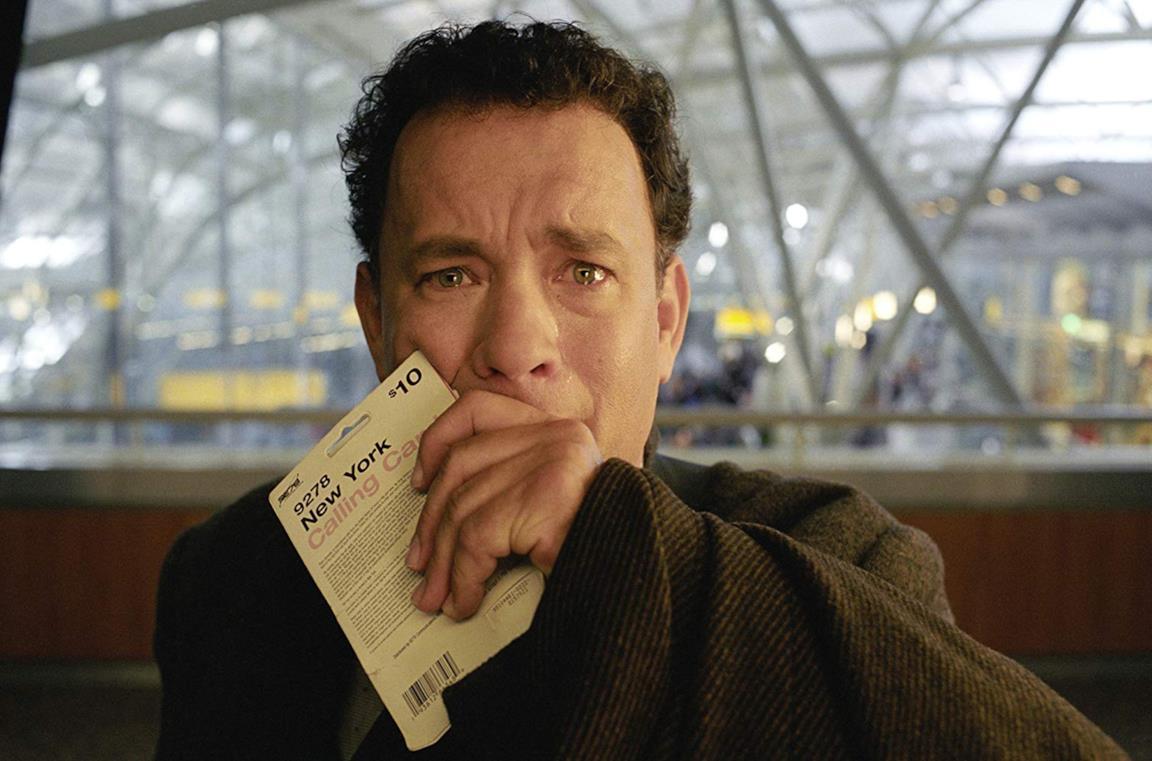 Tom Hanks in The Terminal
