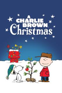 Poster Un Natale da Charlie Brown