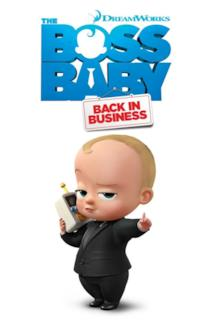 Poster Baby Boss: Di nuovo in affari