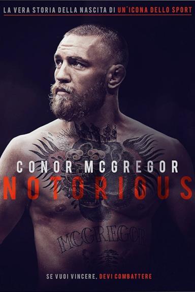 Poster Conor McGregor: Notorious
