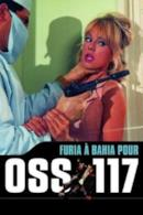Poster Oss 117 furia a Bahia