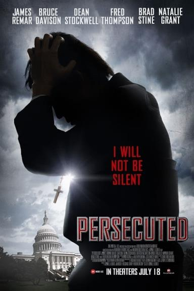 Poster Persecuted