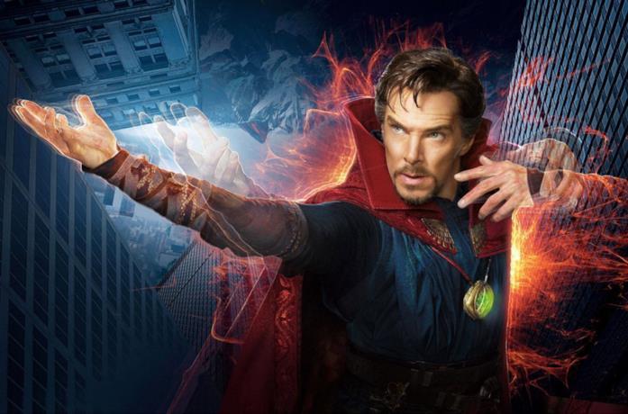 Doctor Strange di Scott Derrickson