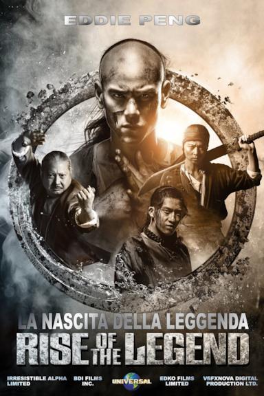 Poster Rise Of The Legend - La Nascita Della Leggenda