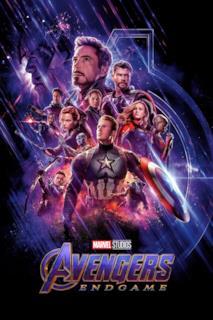 Poster Avengers - Endgame