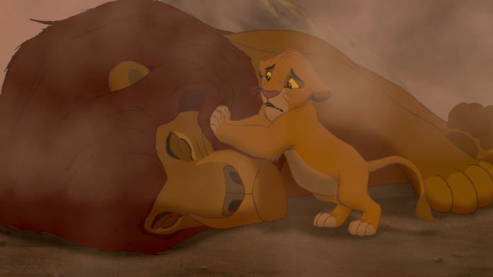 La morte di Mufasa