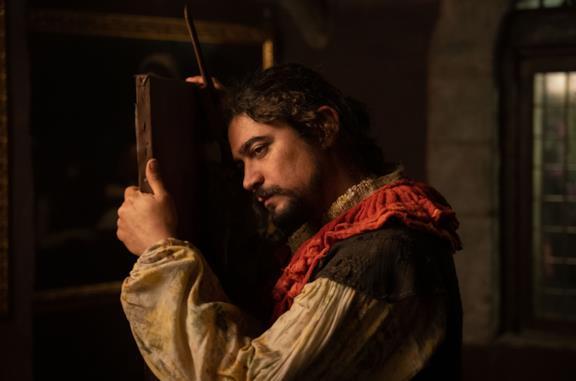 L'ombra di Caravaggio: ecco come sarà il film con Scarmarcio girato a Napoli