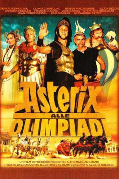 Poster Asterix alle olimpiadi