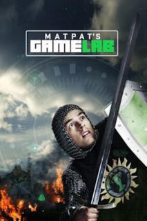 Poster MatPat's Game Lab