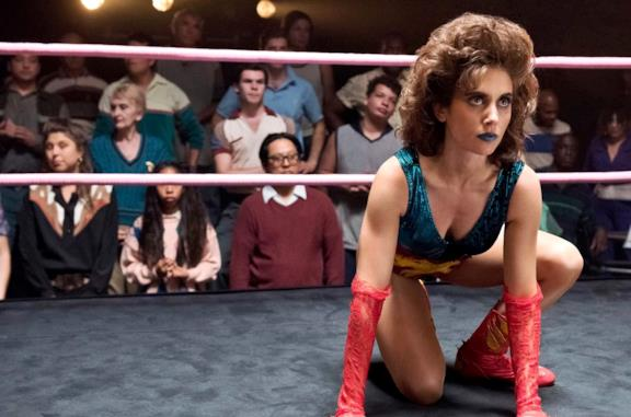 Alison Brie è Ruth Wilder in GLOW