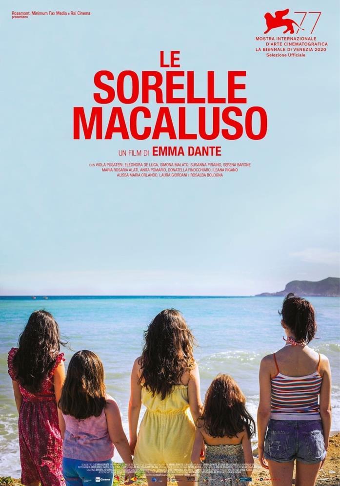 Le sorelle Macaluso - poster