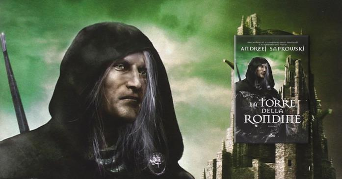 La Torre della Rondine recensione del quarto romanzo dello strigo Geralt