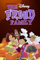 Poster La famiglia Proud