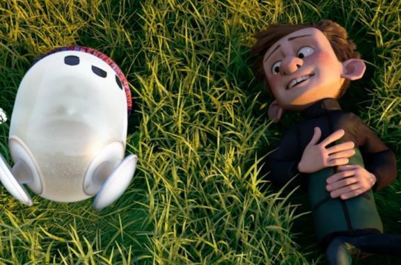 Ron - Un Amico Fuori Programma: trailer e trama dell'avventura d'animazione con Lillo