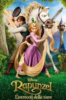 Poster Rapunzel - L'intreccio della torre