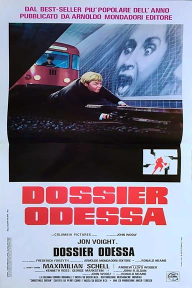 Poster Dossier Odessa