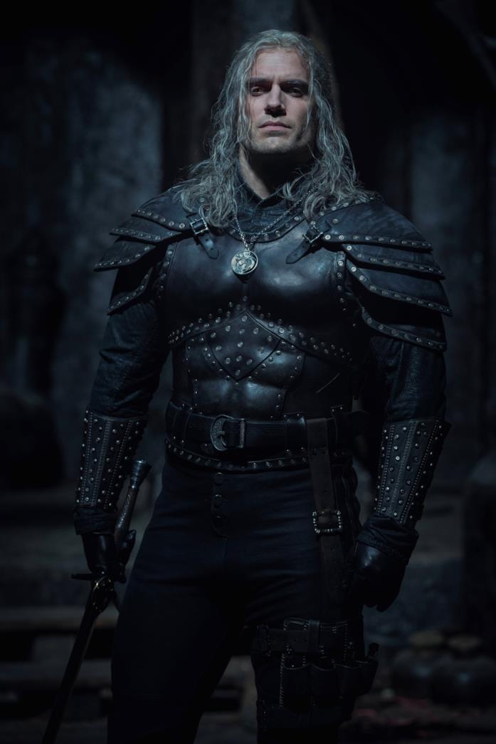 Geralt di Rivia, personaggio della seconda stagione di The Witcher