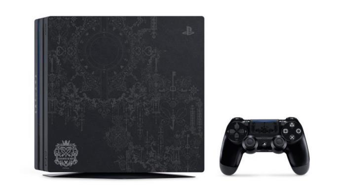 La PS4 Pro di Kingdom Hearts 3