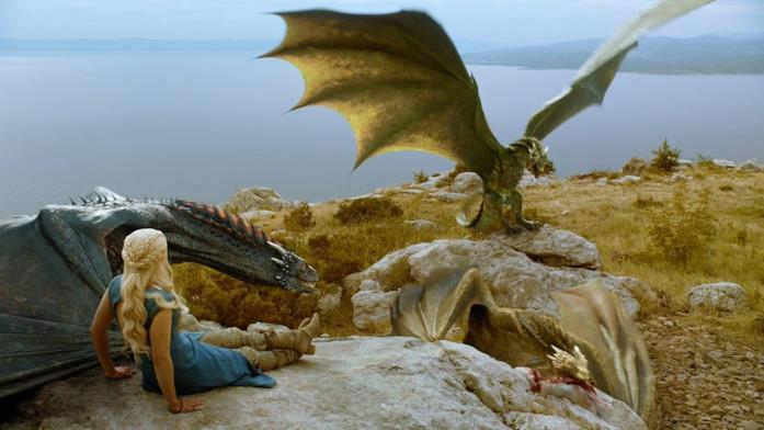 La madre dei draghi