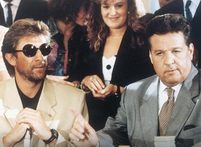 Ezio Greggio e Renato Pozzetto nel film