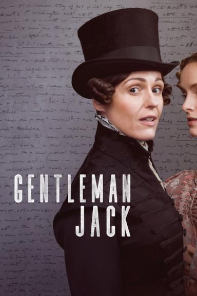 Poster Gentleman Jack - Nessuna mi ha mai detto di no