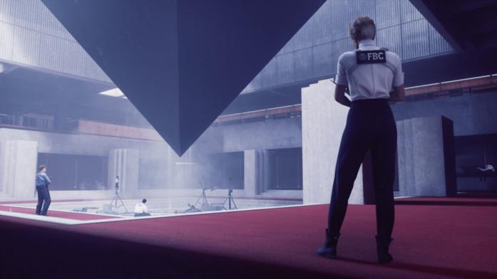 Control edificio