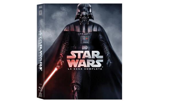 Star Wars cofanetto, 9 dvd