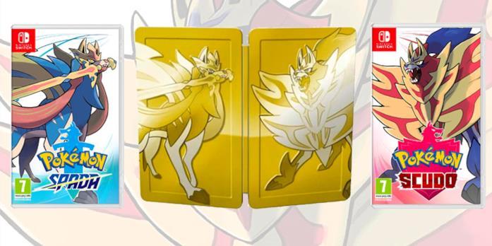 Pokémon Spada e Scudo in uscita il 15 novembre 2019