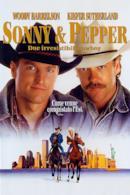Poster Sonny & Pepper - Due irresistibili cowboy