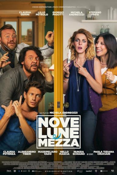 Poster Nove lune e mezza