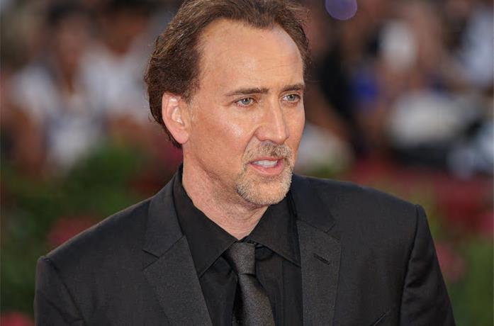 Nicolas Cage primo piano