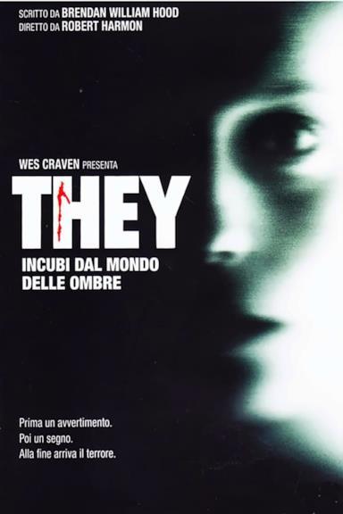 Poster They - Incubi dal mondo delle ombre