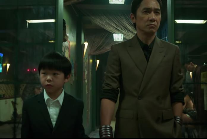 Il Mandarino e suo figlio Shang-Chi