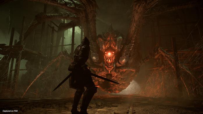 Demon's Souls nemici